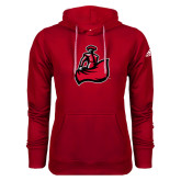 Adidas Climawarm Red Team Issue Hoodie-Matador