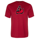 Performance Red Tee-Matador