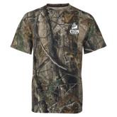 Realtree Camo T Shirt-CSUN Matador