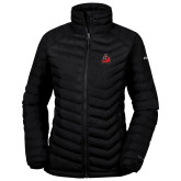 Columbia Lake 22 Ladies Black Jacket-Matador
