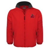 Red Survivor Jacket-Matador