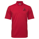 Red Mini Stripe Polo-Matador