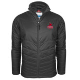 Columbia Mighty LITE Charcoal Jacket-CSUN Matador