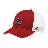 Adidas Red Structured Adjustable Hat-CSUN Matador