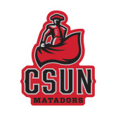 Small Magnet-CSUN Matador, 6 inches tall
