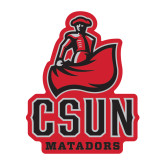 Medium Magnet-CSUN Matador, 8 inches tall