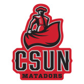 Large Magnet-CSUN Matador, 12 inches tall
