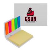 Micro Sticky Book-CSUN Matador