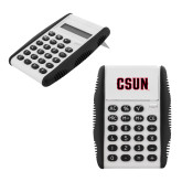 White Flip Cover Calculator-CSUN