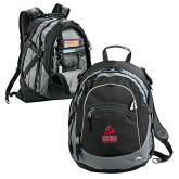 High Sierra Black Titan Day Pack-CSUN Matador