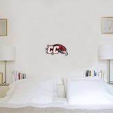 1 ft x 1 ft Fan WallSkinz-CC with Thunderbird