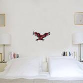 1 ft x 1 ft Fan WallSkinz-Thunderbird