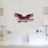 1 ft x 2 ft Fan WallSkinz-Primary Mark