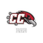 Dad Decal-Dad, 6 in. wide