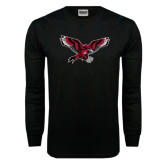 Black Long Sleeve TShirt-Thunderbird