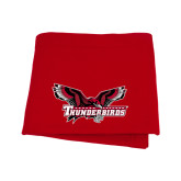 Red Sweatshirt Blanket-Primary Mark