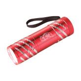 Astro Red Flashlight-CC with Thunderbird Engraved