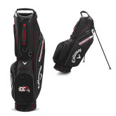 Callaway Hyper Lite 3 Black Stand Bag-CC with Thunderbird