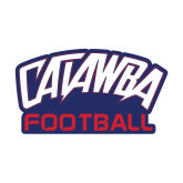 Small Decal-Football, 6 inches wide