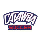 Small Decal-Soccer, 6 inches wide