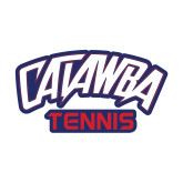 Small Decal-Tennis, 6 inches wide