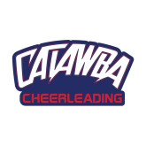 Small Decal-Cheerleading, 6 inches wide