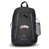 Impulse Black Backpack-Catawba Primary Mark