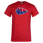 Red T Shirt-Arrowhead