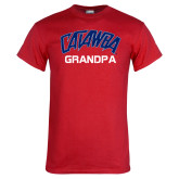 Red T Shirt-Grandpa