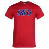 Red T Shirt-Cat U