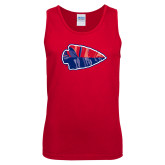 Red Tank Top-Arrowhead