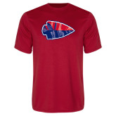 Performance Red Tee-Arrowhead