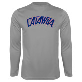 Syntrel Performance Steel Longsleeve Shirt-Catawba Primary Mark