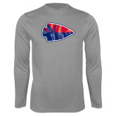 Syntrel Performance Steel Longsleeve Shirt-Arrowhead
