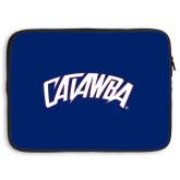 15 inch Neoprene Laptop Sleeve-Catawba Primary Mark