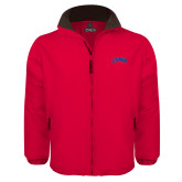 Red Survivor Jacket-Catawba Primary Mark