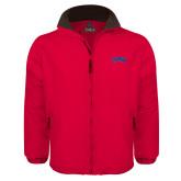 Red Survivor Jacket-Catawba Primary Mark