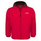 Red Survivor Jacket-Catawba with Swoop