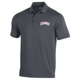 Under Armour Graphite Performance Polo-Catawba Primary Mark