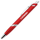 Milo Red Pen w/Blue Ink-Catawba Flat