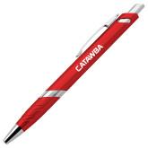 Milo Red Pen w/Blue Ink-Catawba Flat