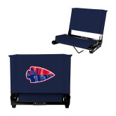Stadium Chair Navy-Arrowhead