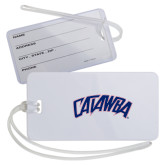 Luggage Tag-Catawba Primary Mark