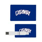 Card USB Drive 4GB-Catawba Primary Mark