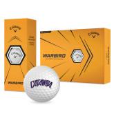 Callaway Warbird Golf Balls 12/pkg-Catawba Primary Mark