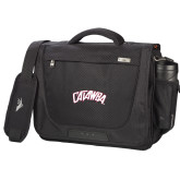 High Sierra Black Upload Business Compu Case-Catawba Primary Mark