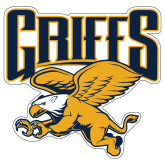Extra Large Decal-Griffs w/ Griff Stacked, 18 inches wide