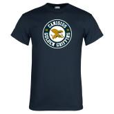 Navy T Shirt-Canisius Golden Griffins 1870