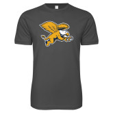 Next Level SoftStyle Charcoal T Shirt-Griffin