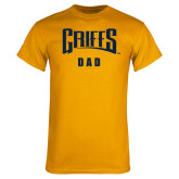 Gold T Shirt-Dad